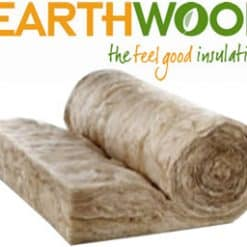 R1.3 Knauf Earthwool Unfaced Blanket 55mm (1.2m x 37m)