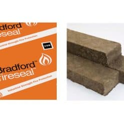 Bradford Fireseal Party Wall Batts 100mm x1200mmx168mm