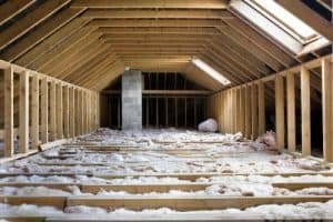 Retro houses (Existing houses) ceiling insulation install and removal services